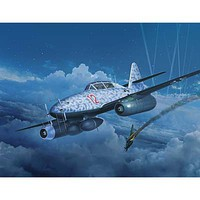 Revell-Germany Messerschmitt Me262B-1 Nightfighter Plastic Model Airplane Kit 1/32 Scale #04995