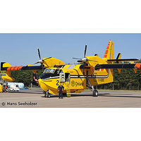Revell-Germany Canadair CL-415 Plastic Model Airplane Kit 1/72 Scale #04998