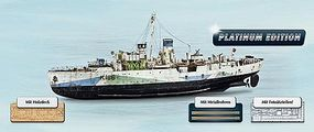 Revell-Germany Flower Class Corvette Ship Platinum Edition Plastic Model Military Ship 1/72 Scale #05112