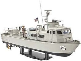 Revell-Germany US Navy Swift Boat (PCF) Plastic Model Military Ship Kit 1/48 Scale #05122