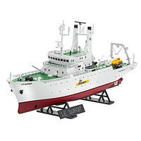 Revell-Germany Titanic Searcher Le Suroit Plastic Model Commercial Ship Kit 1/200 Scale #05131