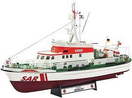 Revell-Germany DGzRS Berlin Search and Rescue Vessel Plastic Model Military Ship Kit 1/72 Scale #05211