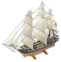 Revell-Germany United States Plastic Model Sailing Ship Kit 1/150 Scale #05406