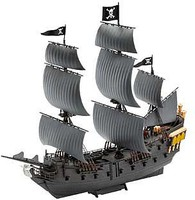 Revell-Germany Black Pearl Pirates O.C. Plastic Model Ship 1/150 Scale #05499