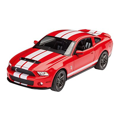 Revell-Germany 10 Shelby Ford GT 50 1-25