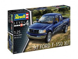Revell-Germany 1/25 1997 Ford F150 XLT Pickup Truck