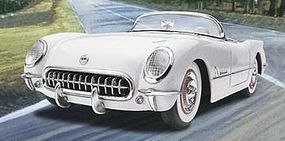 Revell-Germany 1953 Corvette Roadster Plastic Model Car Kit 1/24 Scale #07067