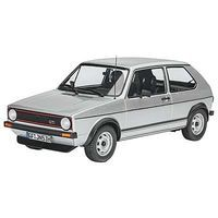 Revell-Germany VW Golf 1 GTI Plastic Model Car Kit 1/24 Scale #07072