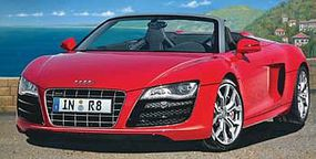 Revell-Germany Audi R8 Spyder (Re-Issue) Plastic Model Car Kit 1/24 Scale #07094