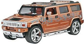 Revell-Germany Hummer H2 Plastic Model Truck Kit 1/25 Scale #07186