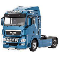 Revell-Germany MAN TGX XLX Plastic Model Truck Kit 1/24 Scale #07426