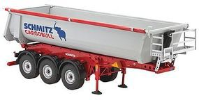 Revell-Germany Dumper Trailer Plastic Model Vehicle Kit 1/24 Scale #07463