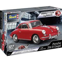 Revell-Germany Porsche 356 B Coupe 1-16