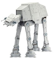 Revell-Germany Star Wars The Empire Strikes Back AT-AT 40th Anniversary w/paint & glue