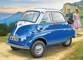 Revell-Germany 1/16 BMW Isetta Car