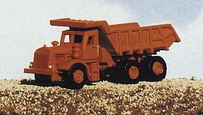 Railway Express Miniatures Construction Equipment -- Euclid Mine/Dump Truck - N-Scale