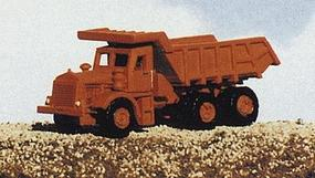 Railway-Express Construction Equipment Euclid Mine/Dump Truck Model Railroad Vehicle N Scale #2111