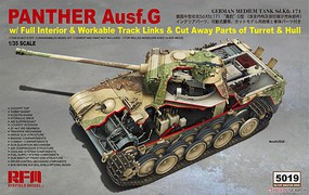 Rye Panther AUSF.G w/interior 1-35