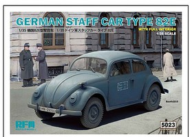 Rye German Staff Car Type 82E 1-35