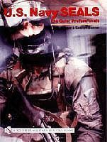 Schiffer US Navy SEALS The Quiet Professionals (D) Military History Book #15579