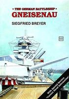Schiffer German Battleship Gneisenau Authentic Scale Model Boat Book #2909