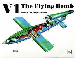 Schiffer V1 Flying Bomb