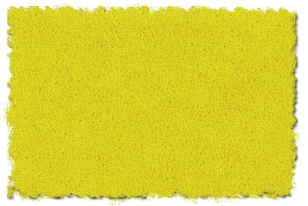 Scenic Express Scenic Foams & Ground Textures Fine Aspen Yellow -- Model Railroad Ground Cover -- #872b