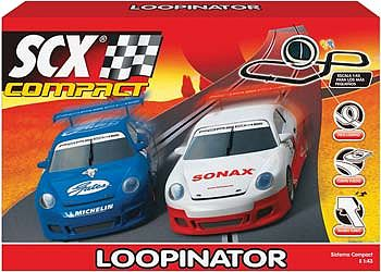Scx by Irwin Toy 1/43 Compact Loopinator Set