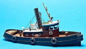 Sea-Port 53' Harbor Steam Tug HO-Scale