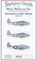 Starfighter 1/48 Devastators at Midway June 1942 for LNR & RMX