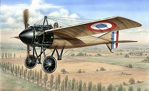 Special Hobby WWI Morane Saulnier Type-N Fighter -- Plastic Model Airplane Kit -- 1/32 Scale -- #32006