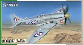 Special 1/32 Hawker Tempest Mk VI Fighter (MAY)