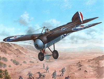 Special Bristol M 1C Wartime Colours Fighter (New Tool) Plastic Model Airplane Kit 1/32 #32057
