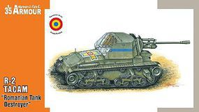 Special R2 Tacam Romanian Tank Destroyer (New Tool) Plastic Model Military Vehicle 1/35 #35003