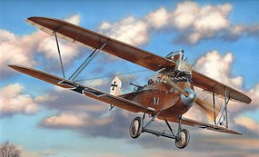 Special Lloyd CV Series 82 BiPlane Fighter Plastic Model Airplane Kit 1/48 Scale #48044