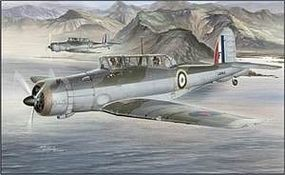 Special Blackburn Skua Mk II Fighter Norwegian Campaign Plastic Model Airplane 1Kit 1/48 #48046