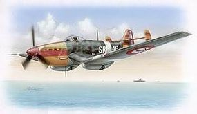 Special Loire Nieuport LN40/401 French Navy Dive Bomber Plastic Model Airplane Kit 1/48 #48058
