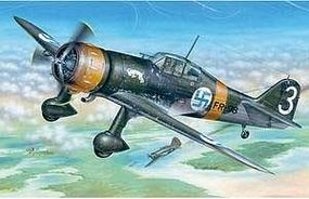 Special Fokker D XXI 3.Sarja Fighter Plastic Model Airplane Kit 1/48 Scale #48078