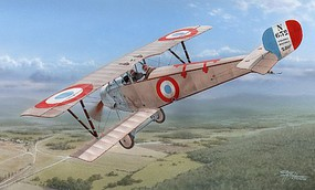 Special Nieuport 10 2-Seater BiPlane Fighter Plastic Model Airplane Kit 1/48 Scale #48184