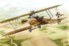 Special Lloyd CV Serie 46 KuK Recon BiPlane Fighter Plastic Model Airplane Kit 1/72 Scale #72119