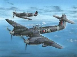 Special Westland Whirland FB Mk I Fighter/Bomber Plastic Model Airplane Kit 1/72 Scale #72201