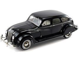 Sig 1936 Chrysler Airflow (Black) Diecast Model Car 1/18 Scale #18126