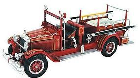 Sig 1928 Studebaker Fire Truck (Red) Diecast Model Truck 1/32 Scale #32347r