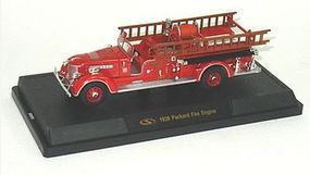 Sig 1939 Packard Fire Engine (Red) Diecast Model Truck 1/32 Scale #32400