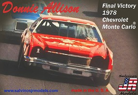 Salvinos Donnie Allison 1978Monte Carlo