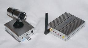 SJT Wireless Camera System - O-Scale