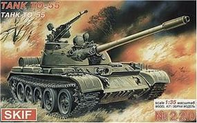 Skif 1939 OT133 Flamethrowing Soviet Tank Plastic Model Tank Kit 1/72 Scale #220