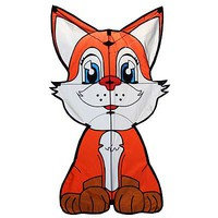 Skydog Fox Kite Single Line Kite #10091
