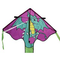 Skydog 33 Dragon Best Flier Single Line Kite #11108