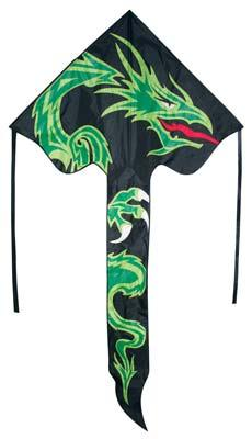 Skydog Kites Dragon Delta 48 -- Single-Line Kite -- #11124